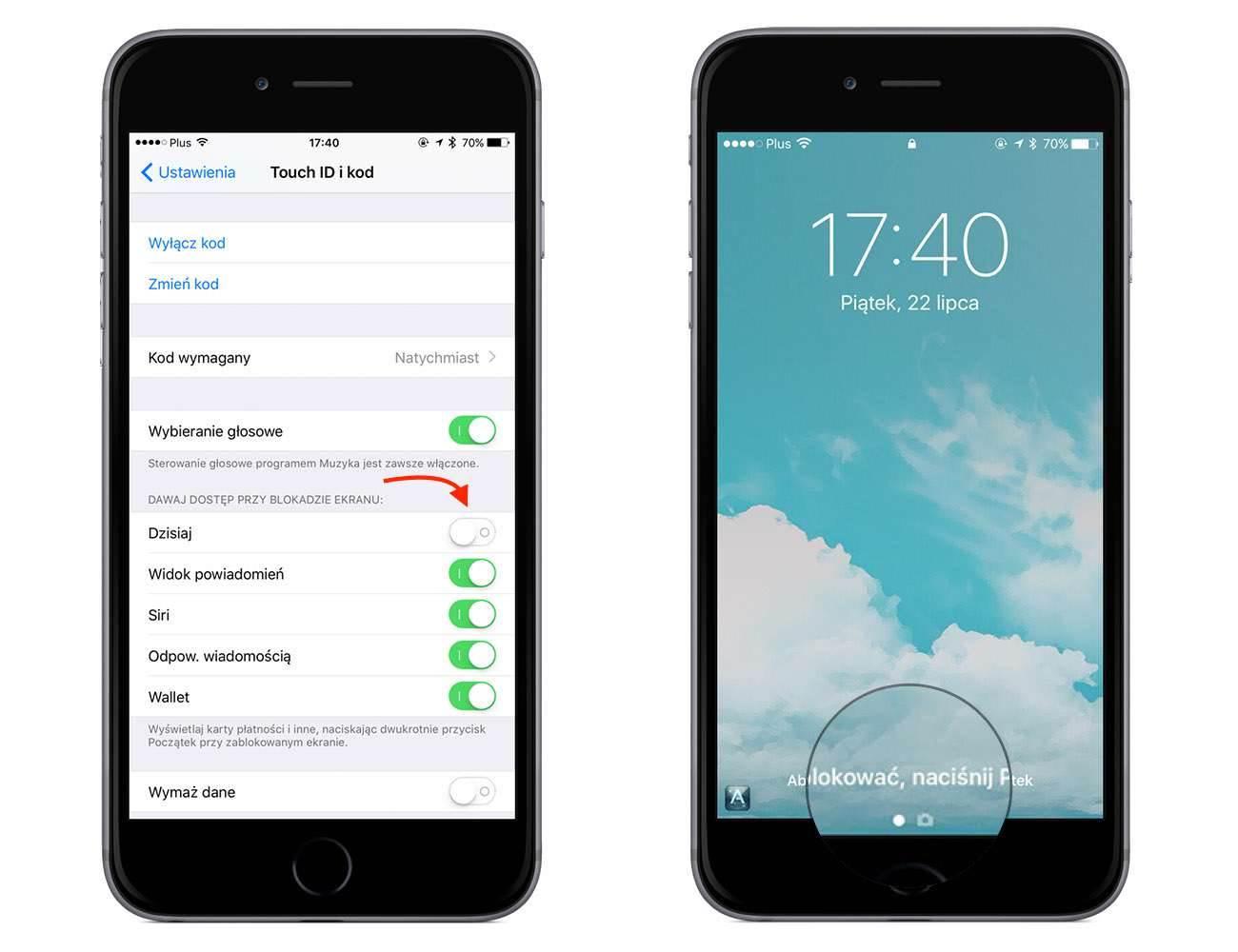 iOS 10 - zobacz jak wyłączyć dostęp do widgetów z zablokowanego ekranu w iPhone, iPad poradniki, ciekawostki widzety, widgety, jak zablokować dostęp do widgetów na iphone, jak wyłączyć widgety na zablokowanym ekranie, iOS 10, Apple  Denerwuje Was to, że każda osoba, która weźmie Wasze iUrządzenie do ręki ma dostęp do widgetów bezpośrednio z zablokowanego ekranu bez odblokowania telefonu? Jeśli tak to ten wpis jest władnie dla Was. widgety