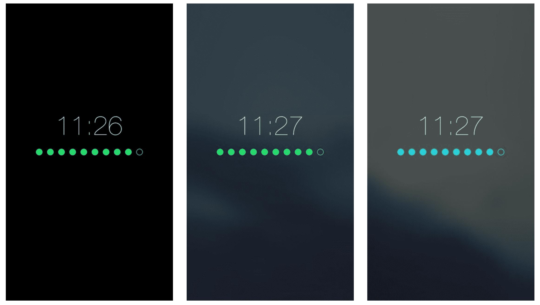Volt - minimalistyczne wyświetlanie ładowania baterii cydia-i-jailbreak ladowanie baterii, jailbreak, iPhone, Cydia  Od czasu do czasu przeglądam reddita w poszukiwaniu interesujących wtyczek, choć większość obecnie dostępnych jest aktualizowana pod iOS 9.3.3. Na szczęście jest jeszcze miejsce na nowości, a jedną z nich jest Volt. Zrzut ekranu 2016 08 18 o 15.59.36