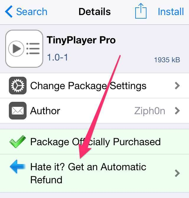 automatic-refund-cydia-tweak