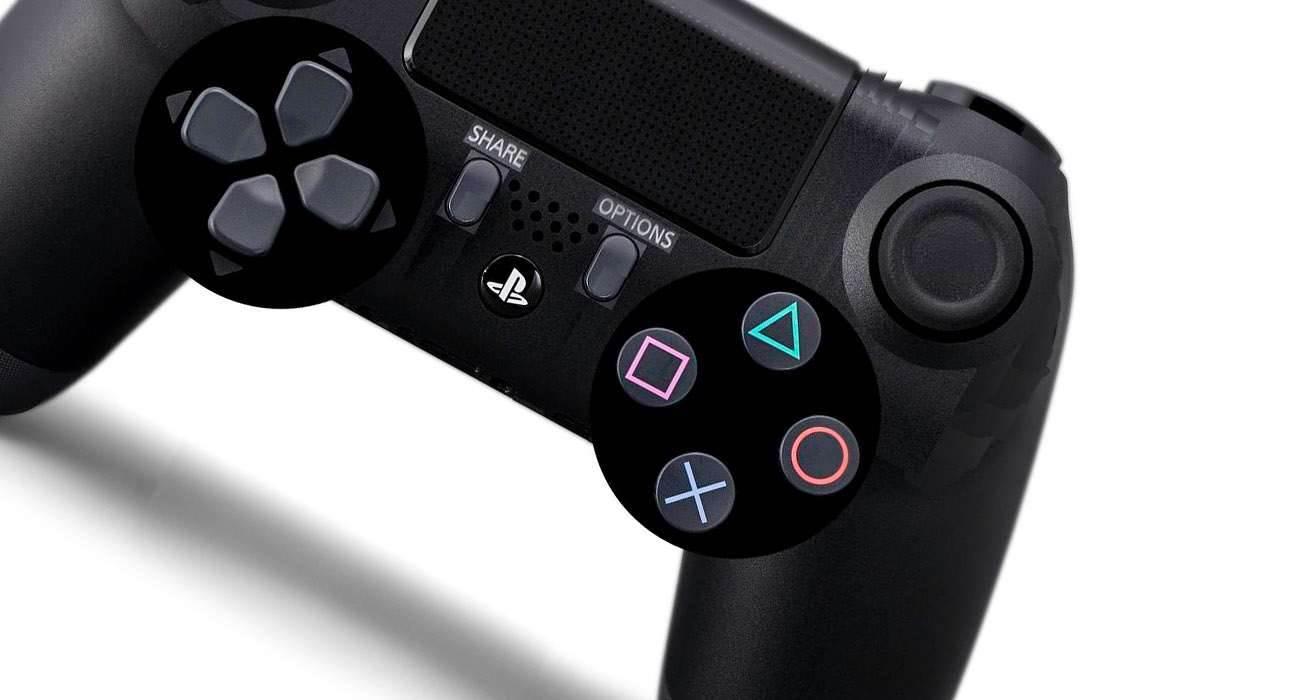 Sony DualShock 4 (ShockControllers) - test i recenzja recenzje, ciekawostki Sony DualShock 4, ShockControllers, Recenzja  Do tej pory moim jedynym niestandardowym kontrolerem (przynajmniej według wyglądu) był DualShock 4 z limitowanej edycji Metal Gear Solid V The Phantom Pain. dual