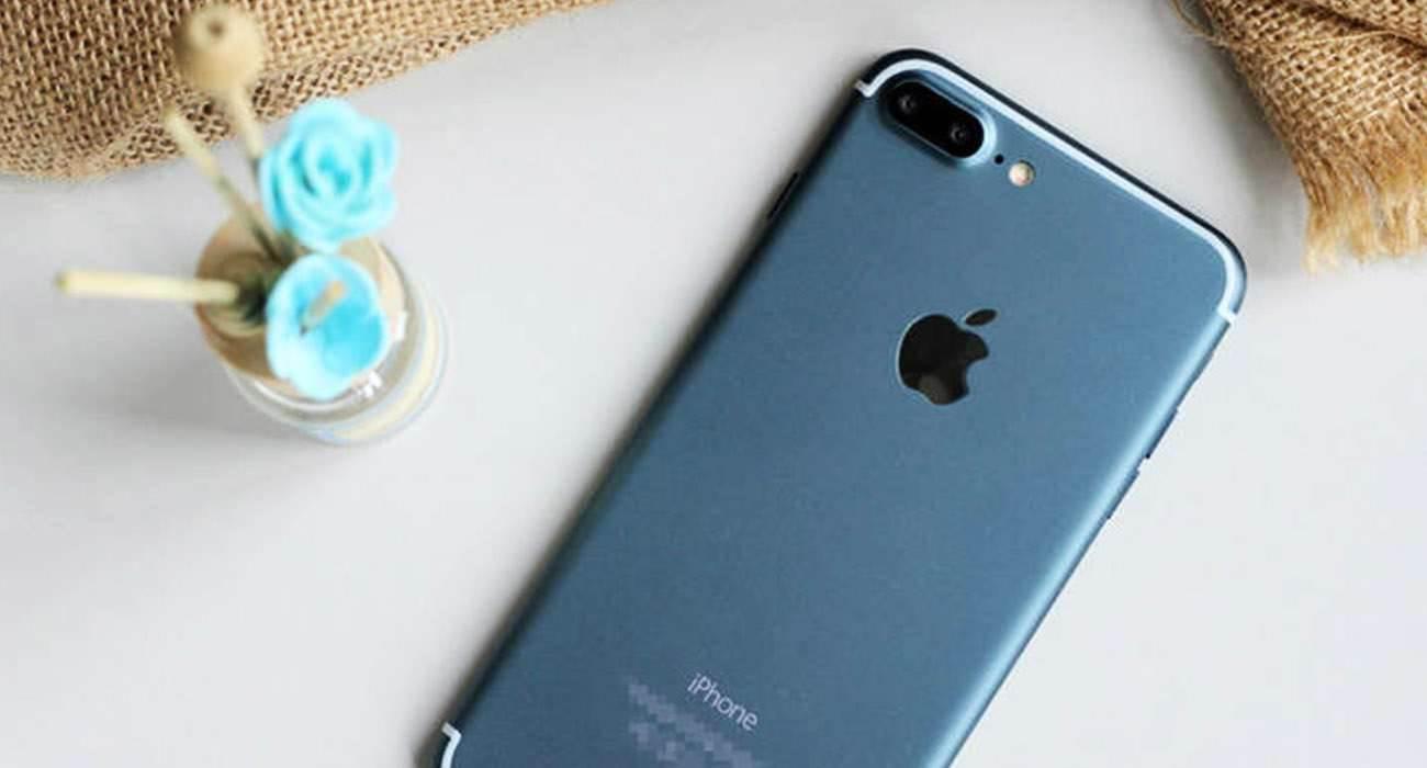 iPhone7niebieski