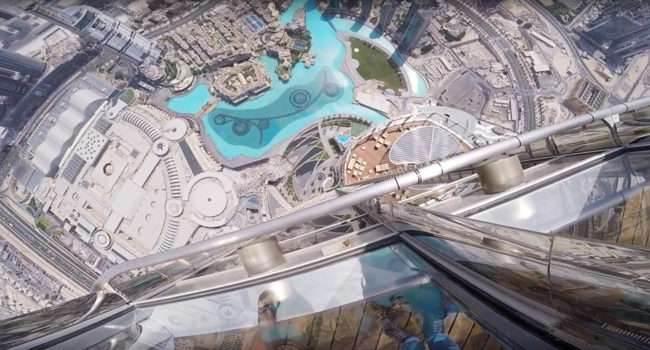 iPhone 7 Plus zrzucony z najwyższego budynku na świecie ciekawostki Youtube, Wideo, test, iPhone 7 Plus, iPhone 7, drop test, Burj Khalifa  Dawno nie było na stronie żadnego szalonego testu prawa? Dziś zrzucimy iPhone?a 7 Plus z najwyższego budynku na świecie! dubaj 650x350