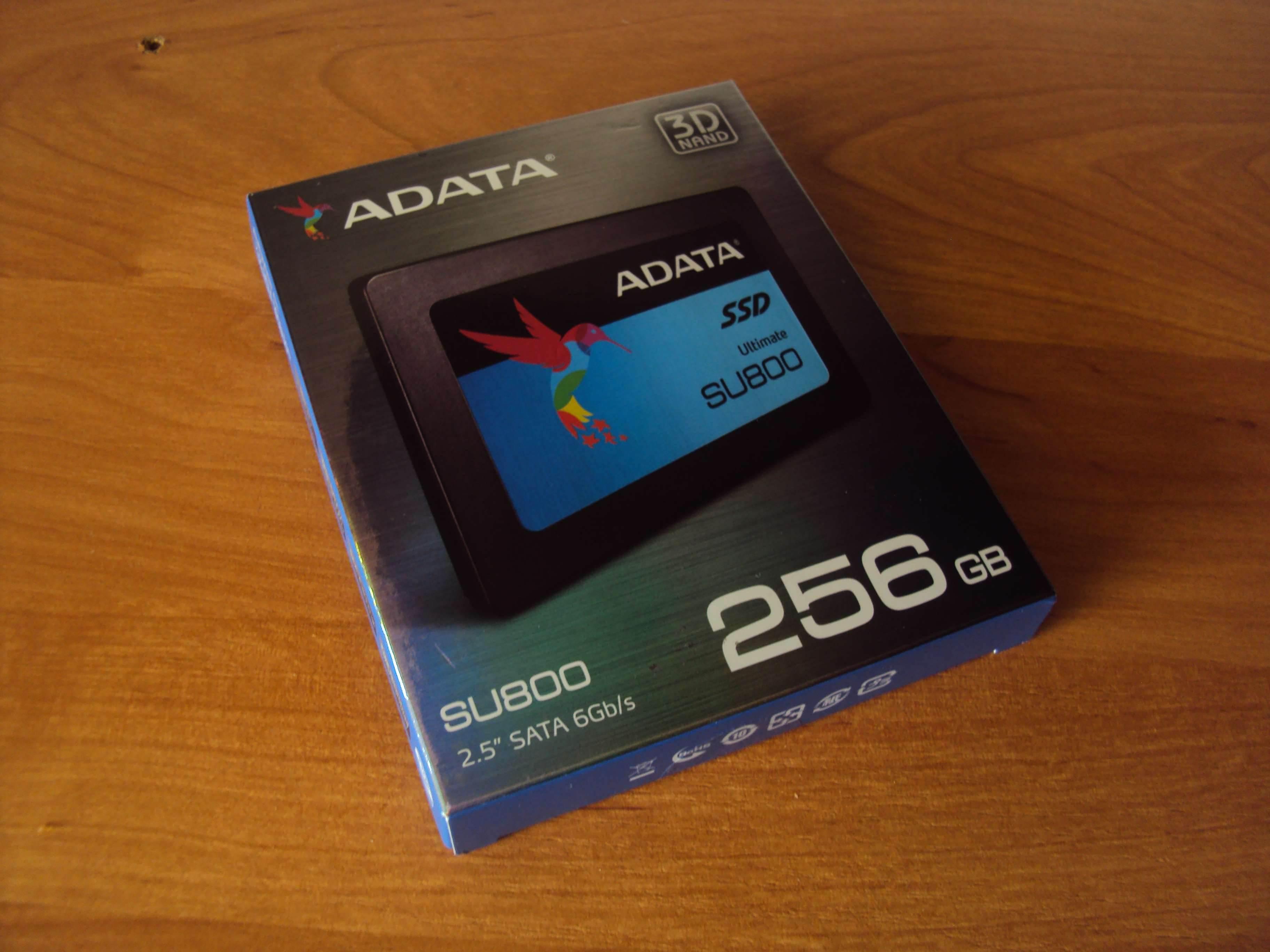 Dysk SSD ADATA SU800 Ultimate (3D NAND) - test i recenzja recenzje, ciekawostki zalety, wady, recenzja Dysk SSD ADATA SU800 Ultimate, polska recenzja, Dysk SSD ADATA SU800 Ultimate  Początkowo twierdziłem, że fabryczny dysk twardy w PlayStation 4 będzie mi wystarczał, ponieważ od razu po zakupie nie miałem zbyt wielu gier. DSC02560