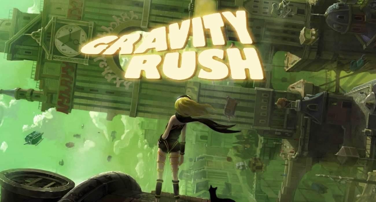 Gravity Rush Remastered - recenzja gry recenzje, gry-i-aplikacje recenzja gry Gravity Rush Remastered, PS4, Gravity Rush Remastered, czy warto kupić Gravity Rush Remastered  Przyznaję, odpuściłem sobie PlayStation 3 i parę lat później zdecydowałem się na zakup Xboksa 360, żeby po paru miesiącach i tak się go pozbyć. gra