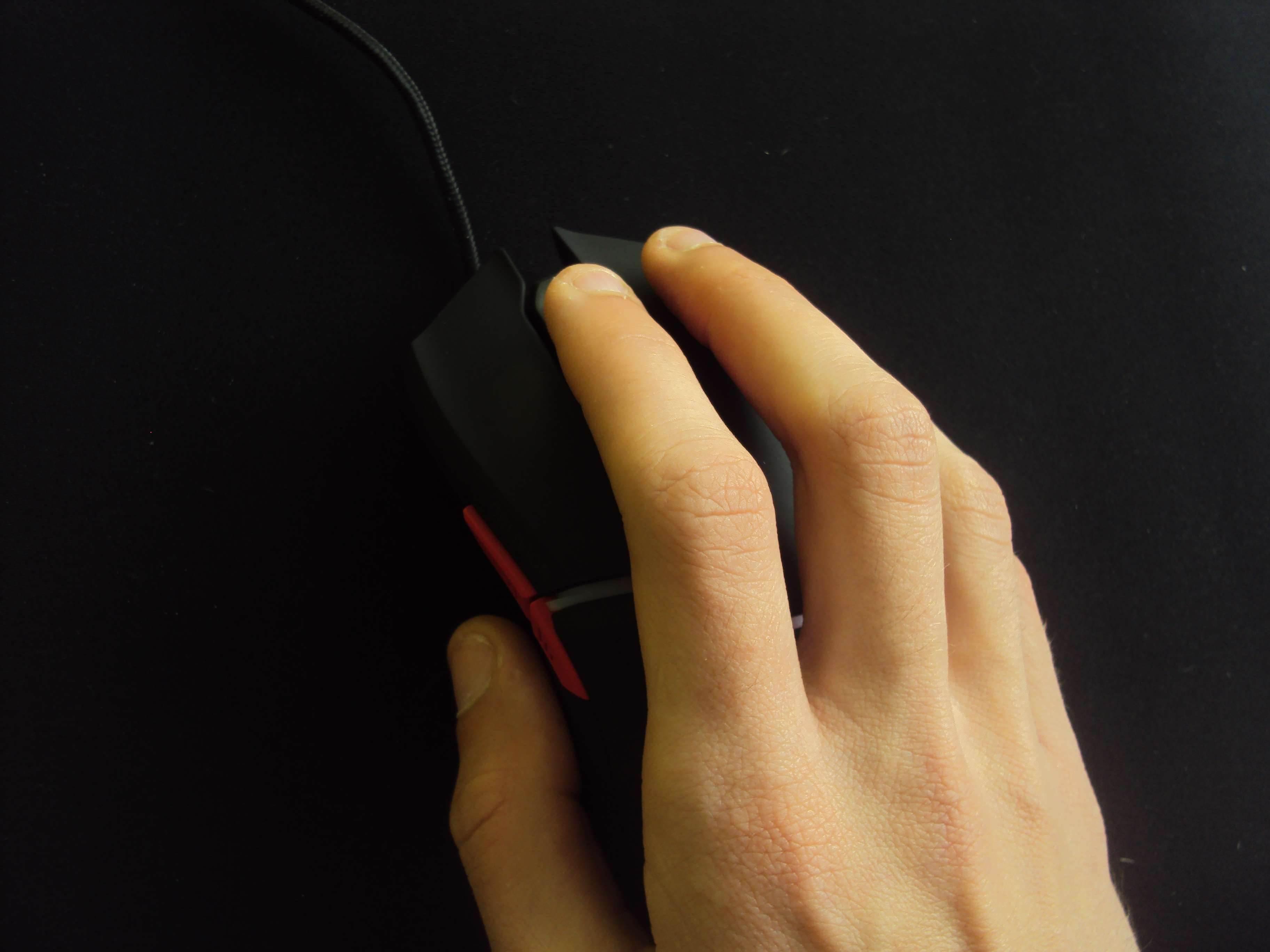 Tracer Game Zone Oblivion - test i recenzja recenzje, akcesoria zalety, wady, Tracer Game Zone Oblivion, Recenzja, myszka  Osobiście nie interesuje się myszkami dla graczy i do niedawna korzystałem wyłącznie z bezprzewodowej myszki Microsoftu, ale przed świętami postanowiłem sprawdzić, jak działa myszka dla graczy, dzięki czemu dotarł do mnie produkt firmy Tracer ? Game Zone Oblivion. DSC02646