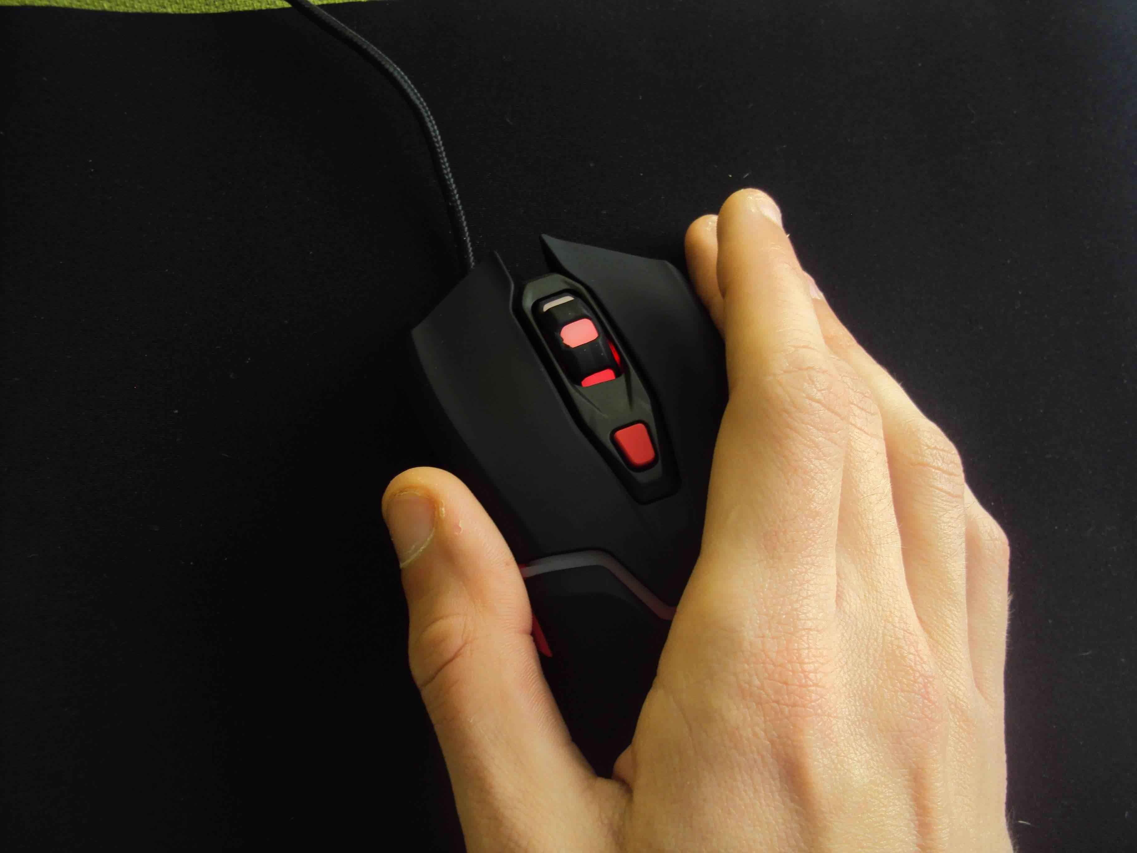 Tracer Game Zone Oblivion - test i recenzja recenzje, akcesoria zalety, wady, Tracer Game Zone Oblivion, Recenzja, myszka  Osobiście nie interesuje się myszkami dla graczy i do niedawna korzystałem wyłącznie z bezprzewodowej myszki Microsoftu, ale przed świętami postanowiłem sprawdzić, jak działa myszka dla graczy, dzięki czemu dotarł do mnie produkt firmy Tracer ? Game Zone Oblivion. DSC02647