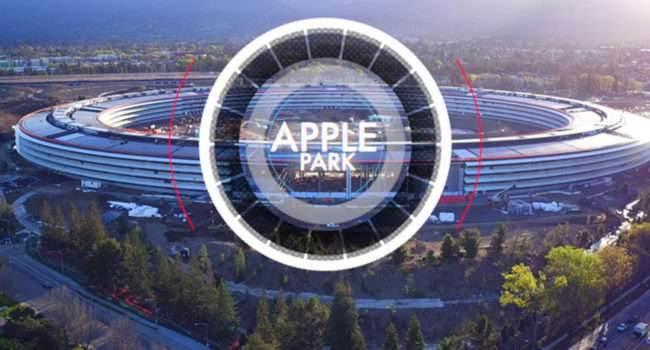 Do sieci trafiło kolejne wideo przedstawiające Apple Park ciekawostki Wideo, styczeń 2018, apple park wideo, apple park  Wczoraj do sieci trafiło nowe nieco ponad trzyminutowe wideo pokazujące jak w tej chwili wyglądają prace nad Apple Park. ApplePark 650x350