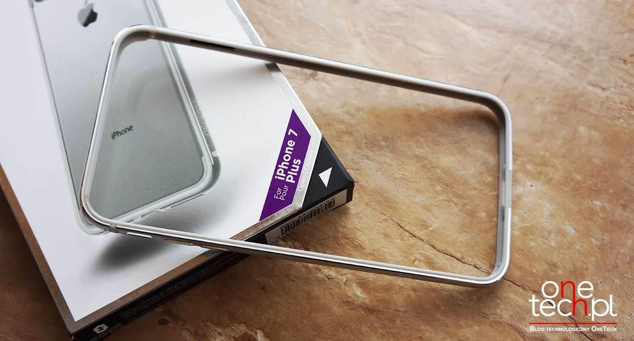 X-Doria Defense Edge, czyli aluminiowy bumper dla Twojego iPhone 7 / 7 Plus recenzje, polecane, akcesoria iPhone 7 Plus, iPhone 7, cena, bumper, Aluminiowy bumper X-Doria  Lubię do czasu do czasu zmienić swoje etui na coś nowego, a że mam dość często taką możliwość, to chętnie z niej korzystam. bumper2