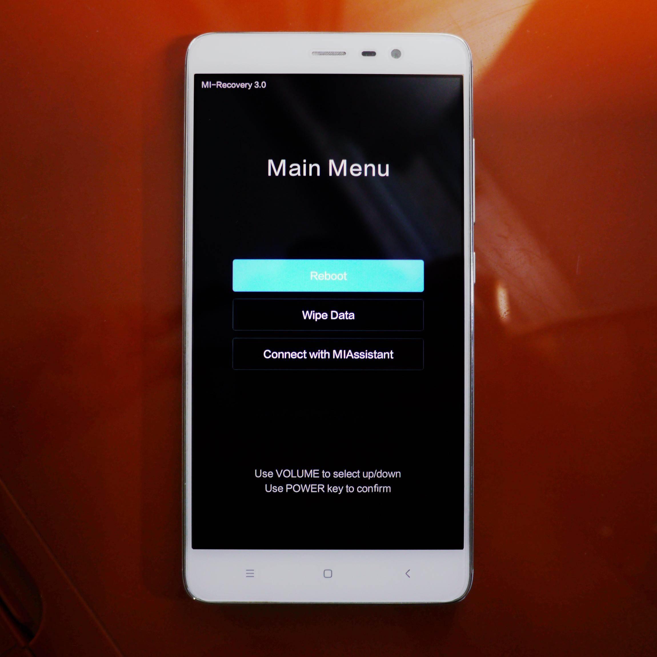 Aktualizacja MIUI 8 (7 3 30) wprowadza Mi Recovery 3 0   OneTech