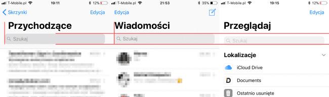 """iOS 11 - co mówi o priorytetach w Apple? Niestety niewiele dobrego polecane, felietony iOS 11, czy warto instalować iOS 11, błędy w iOS 11, Apple  """"iOS11 wynosi najbardziej zaawansowany mobilny system operacyjny na wyższy poziom (...)"""" niekonsekwencji i niedopracowania. To tak słowem wstępu, aby wprowadzić Was w klimat poniższego tekstu. 1 650x192"""