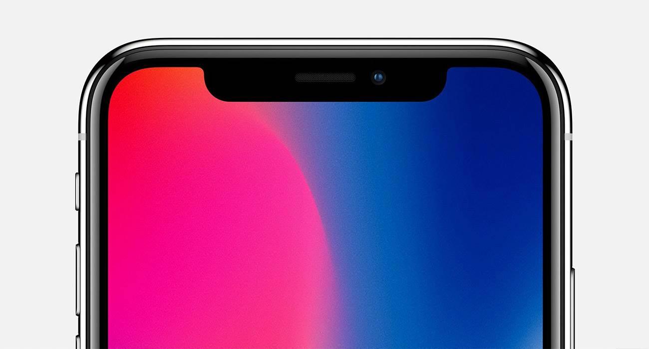 Apple nie jest zadowolone z wcięcia w ekranie iPhone'a X? | OneTech
