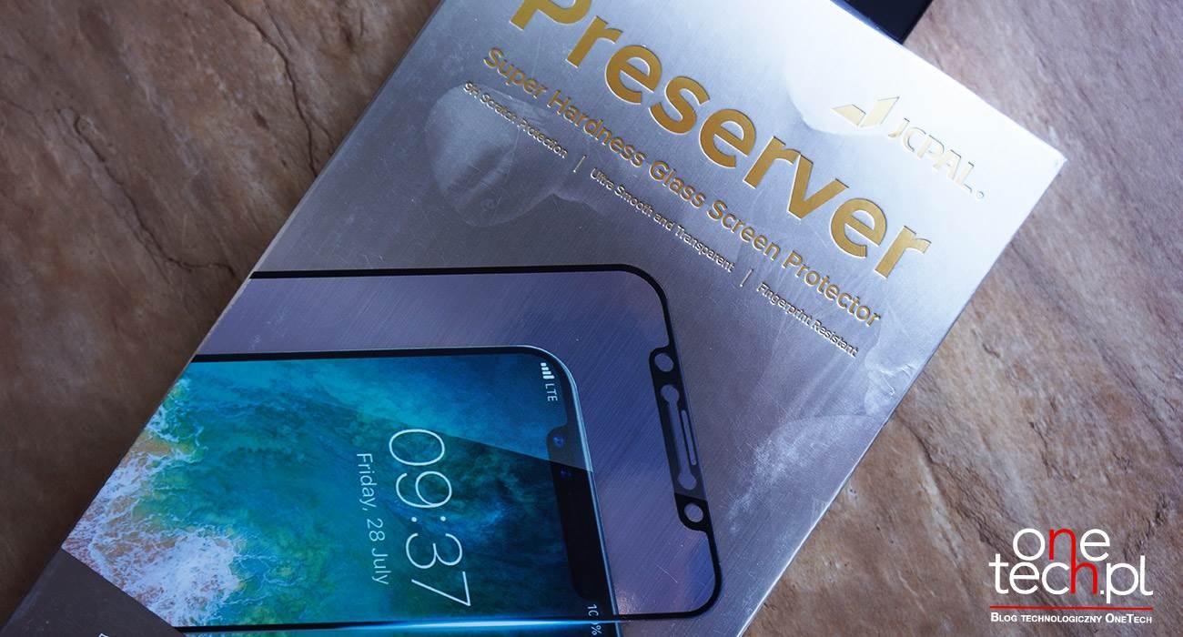 JCPAL Preserver Glass - szkło ochronne z ramką dla iPhone X recenzje, polecane, akcesoria zgsklep, szkło JCPAL Perfect Glass, szkło hartowane na iPhone X, szkło dla iPhone X, Recenzja, Opinie, najlepsze szkło dla iPhone X, JCPAL Preserver Glass szkło na iPhone X, JCPAL Preserver Glass, JCPAL Perfect Glass, JCPAL, jakie szkło wybrać na iPhone X, iPhone X, iPhone  Kilka dni temudzięki uprzejmości firmy zgsklep.pl otrzymałem do testów szkło hartowane JCPAL Preserver Glass dla iPhone X. Szkło jest już na telefonie, więc przyszedł czas, abypodzielić z Wami swoimi wrażeniami na ten temat. iPhoneX szlo8