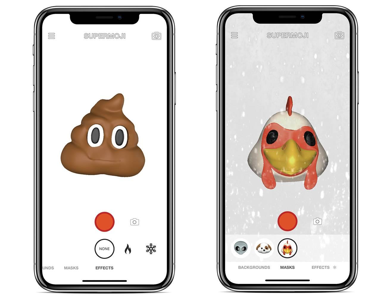 SuperMoji, czyli Animoji na starszym iPhone i iPad | OneTech