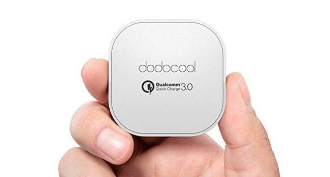 dodocool DA56 - test i recenzja recenzje, ciekawostki zalety, wady, recenzja dodocool DA56, polska recenzja dodocool DA56, ladowarka dodocool DA56, dodocool DA56, cena  Obecnie kwestia wyboru ładowarki wykorzystującej szybkie ładowanie (Qualcomm Quick Charge 3.0) kończy się na wybraniu producenta i zamówieniu. lad 3 650x350