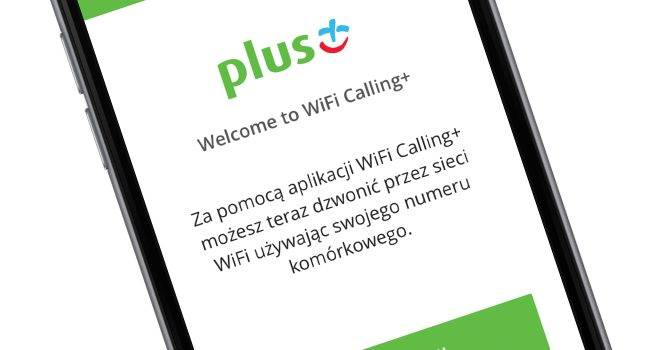 Wi-Fi Calling w sieci Plus oficjalnie dostępne dla wszystkich. Także dla użytkowników iPhone i iPad polecane, ciekawostki Wi-Fi Calling w plusie na iPhone, Wi-Fi Calling w plusie, Wi-Fi Calling w plus na iPhone, Wi-Fi Calling w app store, Wi-Fi Calling, volte w plus, volte, plus Wi-Fi Calling w app store, Plus, jak aktywować, iPhone, iOS, Apple, aplikacja Wi-Fi Calling na iOS, aktywacja wifi calling w Plus  Brakowało Wam Wi-Fi Calling w sieci Plus? Jeśli tak to mamy dobre wieści. Od dziś po dwóch latach testów będziecie mogli bez problemu korzystać z Wi-Fi Calling w sieci Plus. Wi fi calling plus 650x350