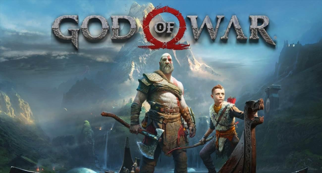 """God of War - recenzja gry gry-i-aplikacje recenzja gry God of War, PS4, God of War na PS4, God of War  """"Znajomość"""" z Kratosem rozpocząłem za czasów grania w dwie pierwsze odsłony God of War na PlayStation 2. Potem udało mi się ograć dwie edycje na PSP, zwieńczenie trylogii, ale odpuściłem wydane na siłę Wstąpienie. God of War"""
