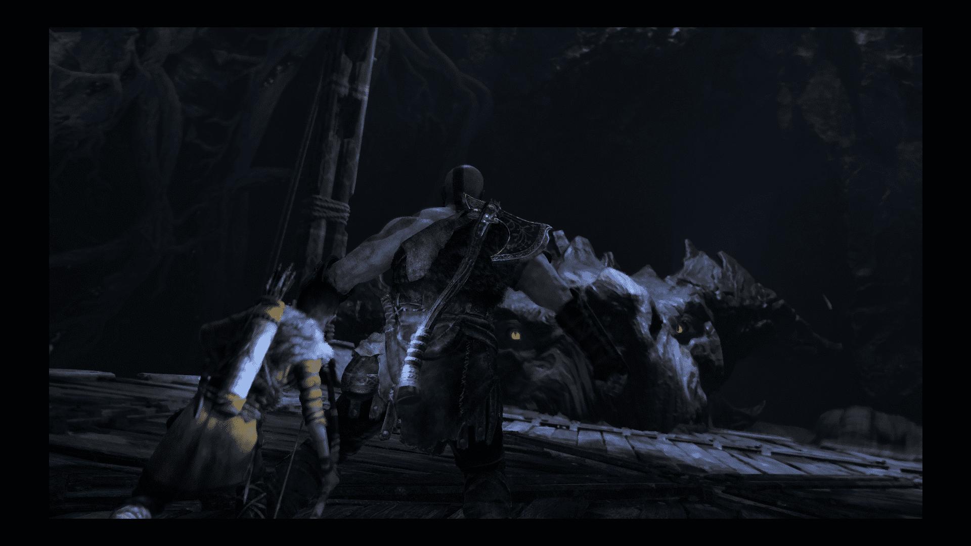 """God of War - recenzja gry gry-i-aplikacje recenzja gry God of War, PS4, God of War na PS4, God of War  """"Znajomość"""" z Kratosem rozpocząłem za czasów grania w dwie pierwsze odsłony God of War na PlayStation 2. Potem udało mi się ograć dwie edycje na PSP, zwieńczenie trylogii, ale odpuściłem wydane na siłę Wstąpienie. God of War 20180511194616"""