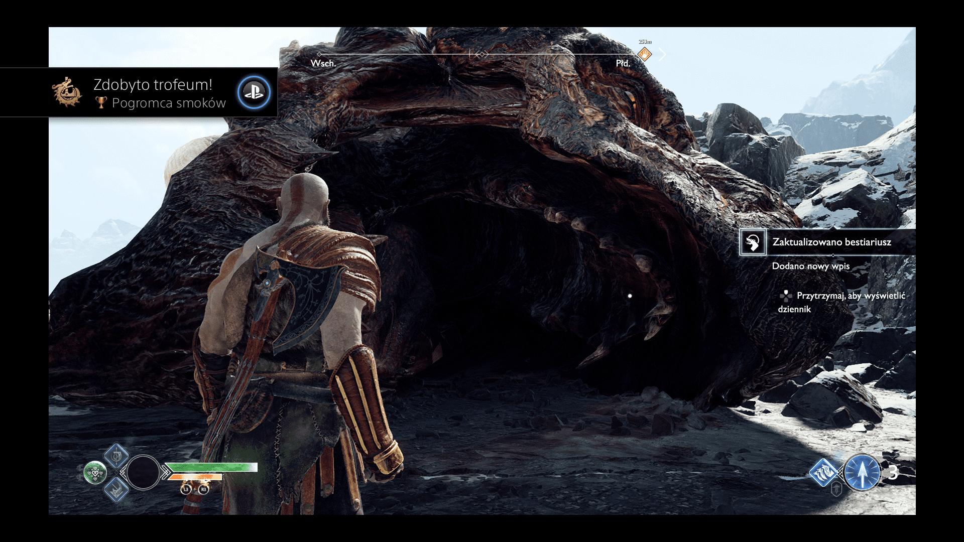 """God of War - recenzja gry gry-i-aplikacje recenzja gry God of War, PS4, God of War na PS4, God of War  """"Znajomość"""" z Kratosem rozpocząłem za czasów grania w dwie pierwsze odsłony God of War na PlayStation 2. Potem udało mi się ograć dwie edycje na PSP, zwieńczenie trylogii, ale odpuściłem wydane na siłę Wstąpienie. God of War 20180514122945"""