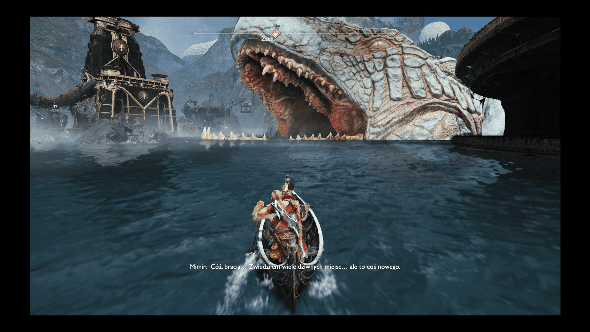 """God of War - recenzja gry gry-i-aplikacje recenzja gry God of War, PS4, God of War na PS4, God of War  """"Znajomość"""" z Kratosem rozpocząłem za czasów grania w dwie pierwsze odsłony God of War na PlayStation 2. Potem udało mi się ograć dwie edycje na PSP, zwieńczenie trylogii, ale odpuściłem wydane na siłę Wstąpienie. God of War 20180515142217"""