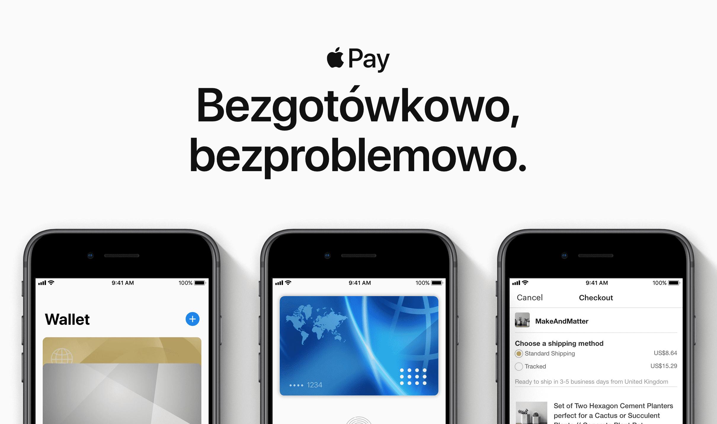 Polska strona Apple uaktualniona - pojawiły się informacje o Apple Pay polecane, ciekawostki polska strona apple pay, polska strona apple, o apple pay, co to jest Apple Pay, Apple  W związku z tym, że Apple Pay działa w Polsce już od kilku godzin, Apple postanowiło uaktualnić Polską stronę i dodać na niej informacje o usłudze w naszym języku. ApplePay 4