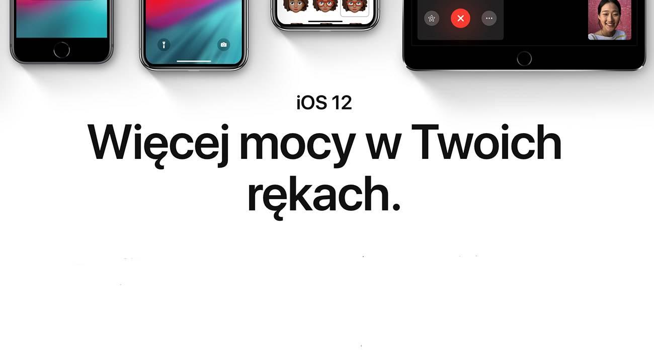 Polska strona Apple uaktualniona - pojawiły się informacje o iOS 12, watchOS 5 i macOS Mojave polecane, ciekawostki watchOS 5, polska strona apple, macos mojave, iOS 12, Apple  No i stało się. Właśnie gigant z Cupertino uaktualnił polską stronę Apple i dodał na niej wszystkie najważniejsze informację o iOS 12, watchOS 5 i macOS Mojave. iOS12 pl