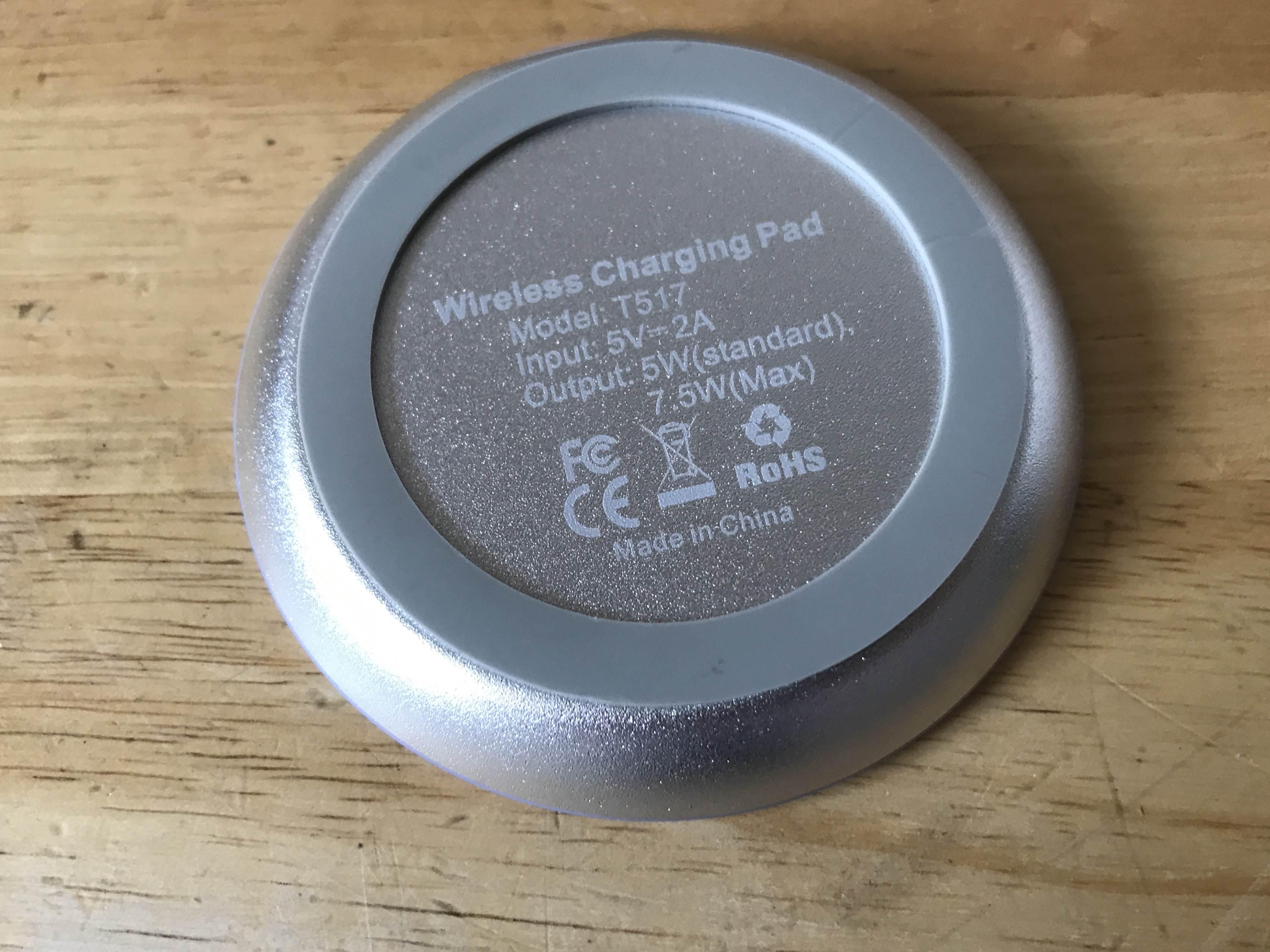 Choetech Wireless Charging Pad - test i recenzja recenzje, akcesoria   Po pierwszych testach ładowarki indukcyjnej w połączeniu z Sony Xperią XZ2 nie mam najlepszych wspomnień. IMG 2132