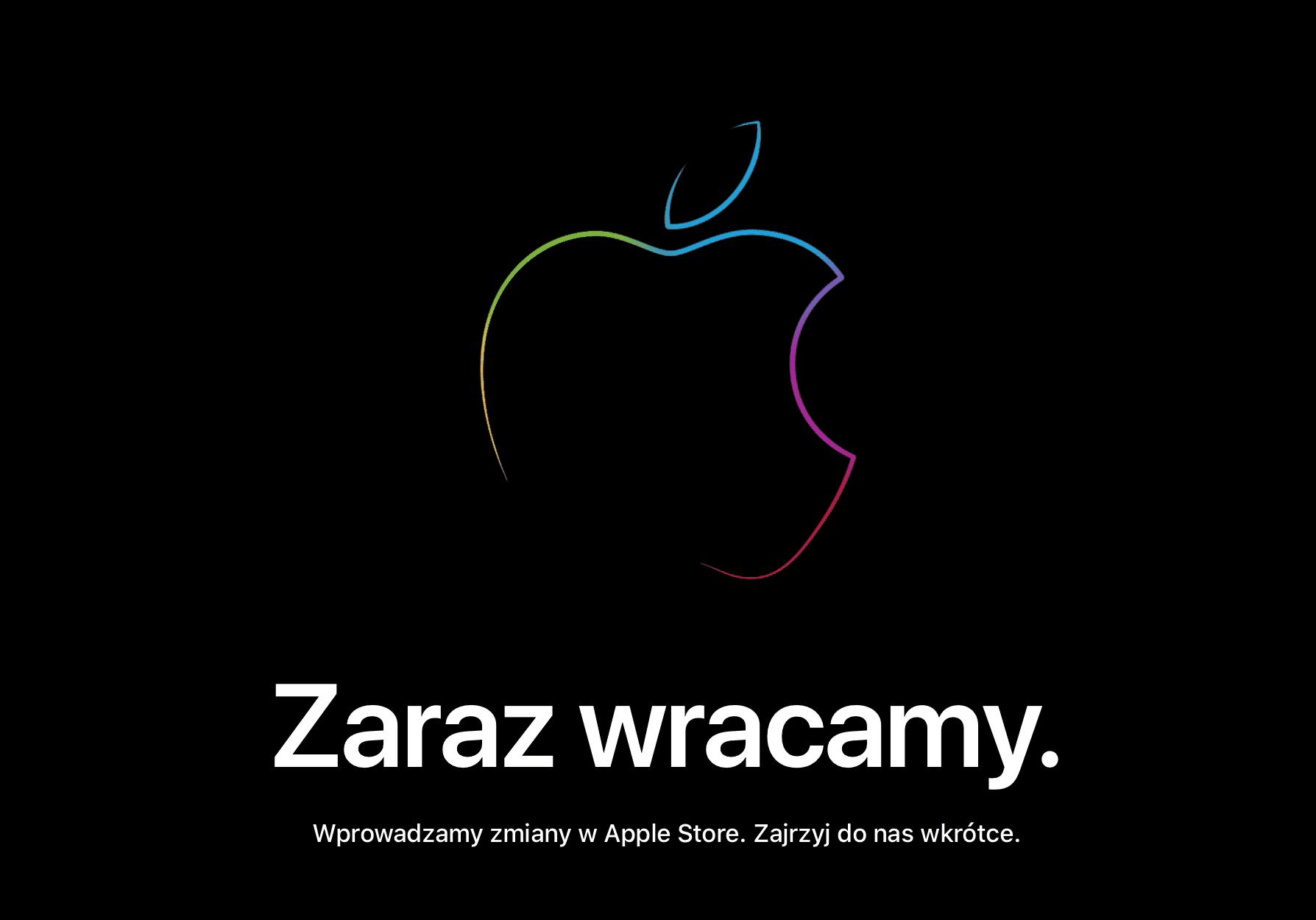 """Apple Store Online zamknięty - ruszyły przygotowania do dzisiejszej prezentacji """"Spring Loaded"""" polecane, ciekawostki Spring Loaded, Nie działa Apple Store Online, Apple Store Online, Apple, Aktualizacja  No i stało się. Od kilku minut dostęp do Apple Store Online nie jest możliwy, ponieważ twa aktualizacja sklepu. Co to oznacza? AppleStore"""