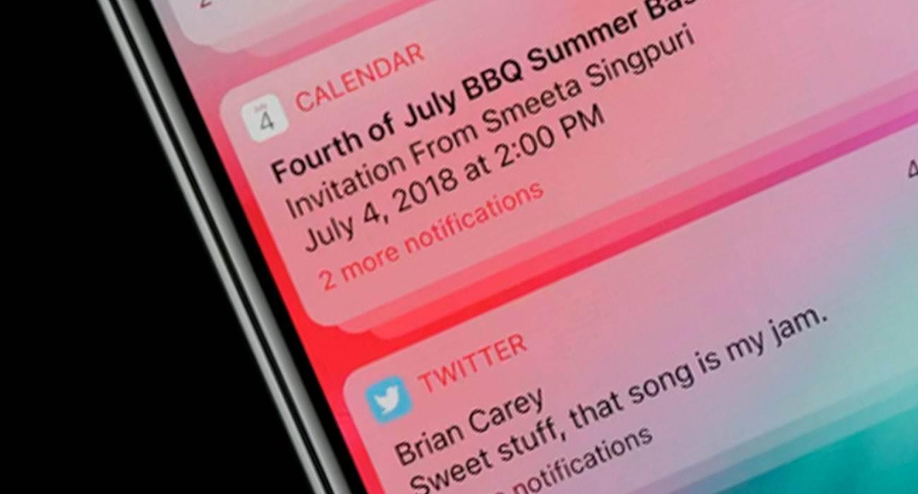 iOS 12 - zobacz jak włączyć dostarczanie powiadomień po cichu poradniki, polecane, ciekawostki powiadomienia po cichu w iOS 12, Powiadomienia, po cichu, jak wyciszyć powiadomienia w iOS 12, iOS 12, Apple  Kolejną nowością w iOS 12 jest możliwość szybkiego włączenia opcji dostarczania powiadomień po cichu. Zobaczmy jak działa. iOS12 powiadomienia