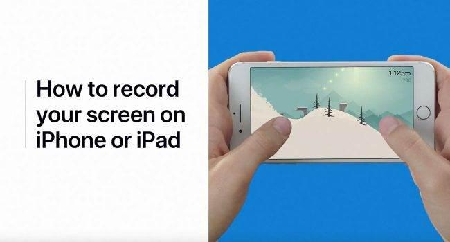 Apple pokazuje jak nagrać ekran iPhone, iPad polecane, ciekawostki Youtube, Wideo, nagrywanie ekranu, jak nagrać ekran w iPhone, jak nagrać ekran w iPad, iPhone, iPad, iOS 12, iOS, Instrukcja, Apple  Kilka godzin temu na kanale YouTube giganta z Cupertino pojawił się nowy filmik. Tym razem, Apple pokazuje nam co trzeba zrobić, aby nagrać ekran iPhone'a lub iPada. nagrywanie ekranu 650x350