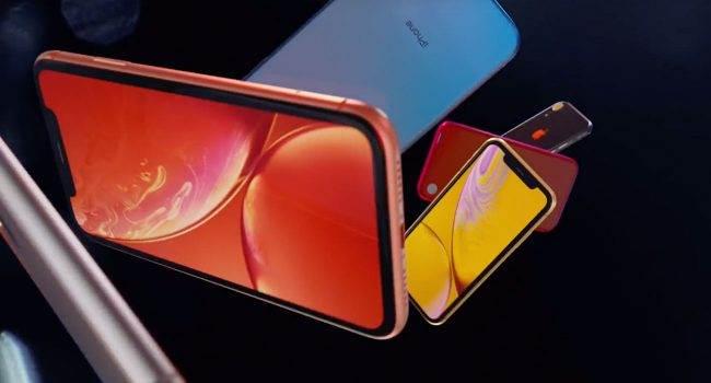 Sprzedaż iPhone'a XR w pierwszym kwartale 2019 roku dwukrotnie wyższa od sprzedaży Galaxy S10e polecane, ciekawostki iphone xr, galaxy s10, Apple  Według najnowszych danych na terytorium Ameryki Północnej iPhone XR sprzedał się dwa razy lepiej niż Samsung Galaxy S10e. iPhoneXR 5 650x350
