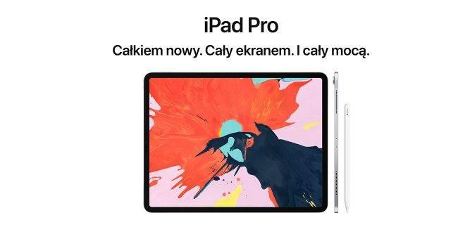 Polska strona Apple uaktualniona - informacje o iPad Pro z Face ID, Mac mini i MacBook Air dostępne polecane, ciekawostki polska strona apple, Macbook Air, Mac mini 2018, iPad Pro 2018, Apple  Tym razem wszystko poszło bardzo sprawnie. Właśnie gigant z Cupertino uaktualnił polską stronę Apple i dodał na niej wszystkie najważniejsze informację o iPad Pro z Face ID, Mac mini i MacBook Air. ipadPro12 650x350