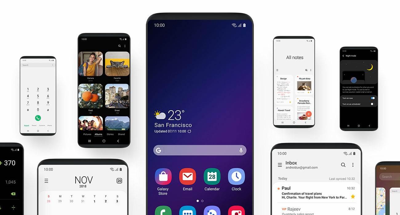 Oto lista smartfonów i tabletów Samsung, które otrzymają aktualizację do Android 10 polecane, ciekawostki Samsung, na jakie urządzenia pojawi się Android 10, które Samsungi otrzymają Androida 10, Galaxy, Android 10, Aktualizacja  Wczoraj dowiedzieliśmy się, że w październiku Samsung uruchomi beta testy Android 10 na smartfony Galaxy Note10 i Galaxy S10, więc ostateczna wersja nowego systemu operacyjnego zostanie wydana prawdopodobnie w listopadzie. GalaxyS10 1