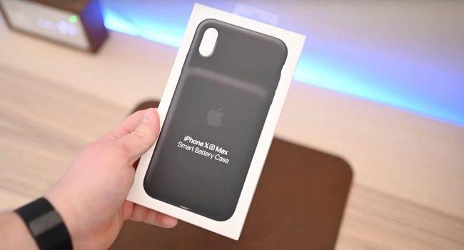 Etui Smart Battery Case do iPhone'a XS z bliska polecane, ciekawostki Wideo, iPhone XS Max, iPhone XS, iphone xr, etui z baterią Apple, Apple  Przedwczoraj wprowadziło do swojej oferty Etui Smart Battery Case do iPhone XS, XS Max i iPhone XR. Jesteście ciekawi jak etui wygląda z bliska? Smart 1 1 650x350