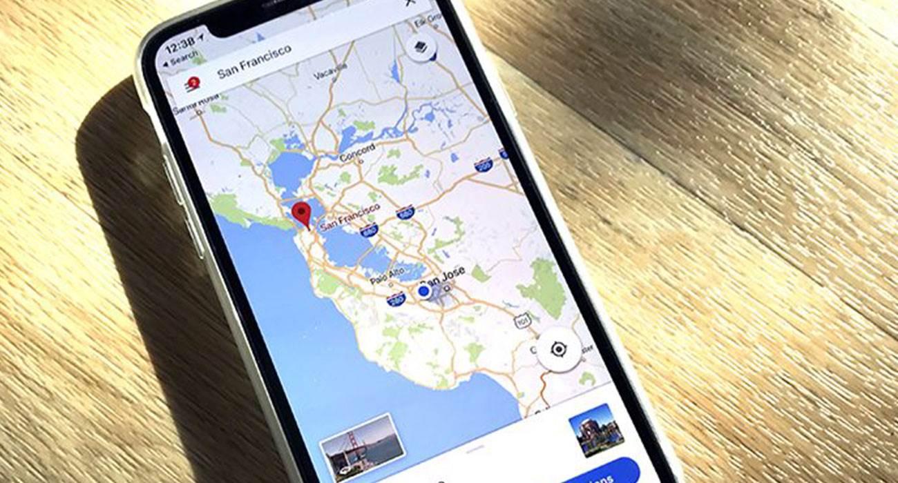 Mapy w iOS 14.5 poinformują użytkownika o aktualnym ruchu w galeriach czy restauracjach polecane, ciekawostki Mapy, iOS 14.5, Apple  W oczekiwaniu na wydanie ostatecznej wersji iOS i iPadOS 14.5 firma Apple rozpoczęła testowanie nowej funkcji w Apple Maps, która może dostarczać w czasie rzeczywistym dane o osobach znajdujących się w galeriach czy restauracjach. GoogleMaps 1