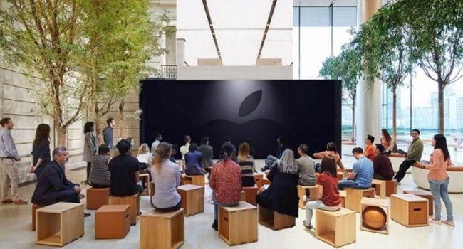 """Apple Store Online zamknięty - ruszyły przygotowania do dzisiejszej prezentacji """"Spring Loaded"""" polecane, ciekawostki Spring Loaded, Nie działa Apple Store Online, Apple Store Online, Apple, Aktualizacja  No i stało się. Od kilku minut dostęp do Apple Store Online nie jest możliwy, ponieważ twa aktualizacja sklepu. Co to oznacza? AppleStore 650x350"""