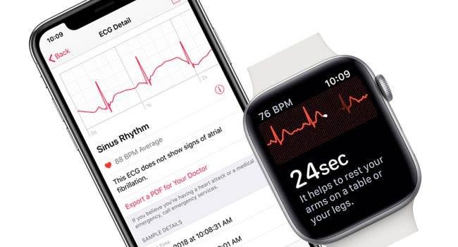 Użytkownicy Apple Watch Series 4 już mogą się cieszyć. Dzisiejsza finalna wersja watchOS 5.2.1 aktywuje funkcję EKG w Polsce! polecane, ciekawostki watchOS 5.2.1, kiedy funkcja ekg w apple watch w polsce, jak aktywować ekg w polsce, jak aktywować ekg w apple watch w polsce, ekg w polsce, ekg w apple watch w polsce  Dziś oprócz finalnej wersji iOS 12.3 udostępniona zostanie także finalna wersja watchOS 5.2.1, która umożliwi korzystanie z funkcji EKG w Polsce! Oczywiście funkcja ta dostępna jest tylko w Apple Watch Series 4. EKG 650x350