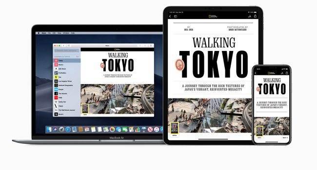 Poważny błąd w Apple News+. Czasopisma pobierane są za darmo ciekawostki news, czasopisma pobierane są za darmo, błąd w apple news+, błąd, Apple  Wczoraj wieczorem Apple wprowadziło usługę News+, która pozwala na płatny dostęp do ponad 300 różnych czasopism. Deweloperzy już znaleźli w niej błąd. News 650x350