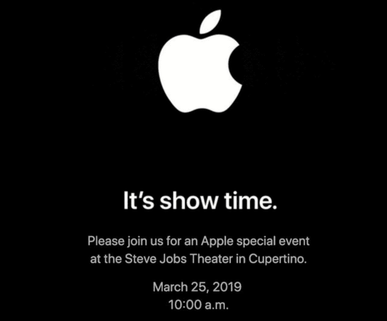 Konferencja Apple już dziś o godzinie 18 - gdzie i jak oglądać przekaz na żywo? polecane, ciekawostki wiosenna konferencja apple 2019, Steve Jobs Theater, przekaz na żywo, nowe usługi apple, na żywo, konferencja apple 2019, gdzie oglądać na żywo, Apple  Konferencja Apple już dziś o godzinie 18 - gdzie i jak oglądać przekaz na żywo? event 1