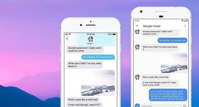 AirMessage - darmowa aplikacja, która pozwala korzystać z iMessage na Androidzie polecane, ciekawostki Wideo, Poradnik, jak imessage na nadroid, imessage na androidzie, Apple, Android  Firma Apple uruchomiła iMessage po raz pierwszy wraz z systemem iOS 5 w 2011 roku. Usługa działa i działa nadal w aplikacji Wiadomości tylko na urządzeniach z iOS. iMessage 650x350