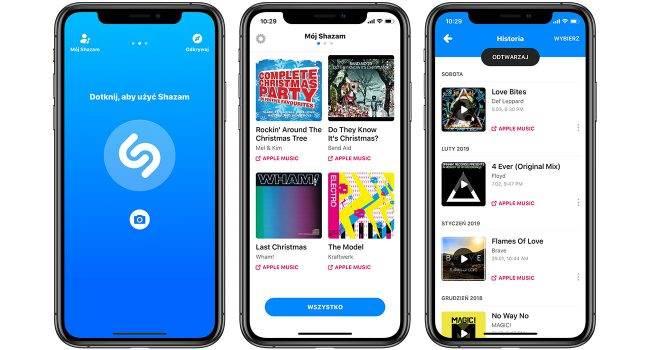 Sześć miesięcy Apple Music za darmo dla nowych subskrybentów! polecane, ciekawostki Apple music, Apple, 6 miesięcy za darmo  Apple daje ludziom kolejny powód do przejścia do Apple Music. Firma Cupertino rozpoczęła sześciomiesięczny bezpłatny okres próbny dla nowych abonentów. shazam 650x350