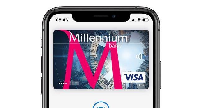 Apple Pay w banku Millennium oficjalnie dostępne polecane, ciekawostki millennium bank, millennium, jak dodać kartę apple pay w millennium, iPhone, dodawanie karty apple pay w millennium bank, apple pay w millennium oficjlanie dostępne, Apple Pay w millennium, Apple Pay, Apple  Na ten dzień czekałem chyba rok! Tak długo przez wszystkich wyczekiwana usługa Apple Pay właśnie oficjalnie wystartowała w banku Millennium. Millennium 1 1 650x350