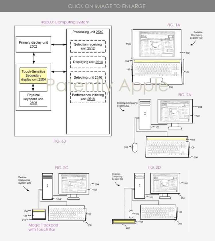 Apple może wypuścić Maca z Face ID ciekawostki patent apple, Magic Keyboard z touch bar, mac z face id  Apple rejestruje nowe patenty niemal codziennie. Wiemy o tym nie od dziś. Ostatni z takich patentów pokazuje, że być może już w niedalekiej przyszłości Apple może wypuścić Maca z Face ID. ma1 750x840