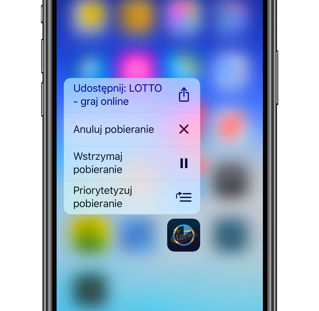 Jak błyskawicznie pobrać grę lub aplikację z App Store? poradniki, polecane, ciekawostki   Każdy z Was był na pewno w takie sytuacji, że po przywróceniu kopii zapasowej na ekranie iPhone?a pojawia się kilkanaście ikon apek, które pobierają się jedna po drugiej. Nic w tym dziwnego. Appstore