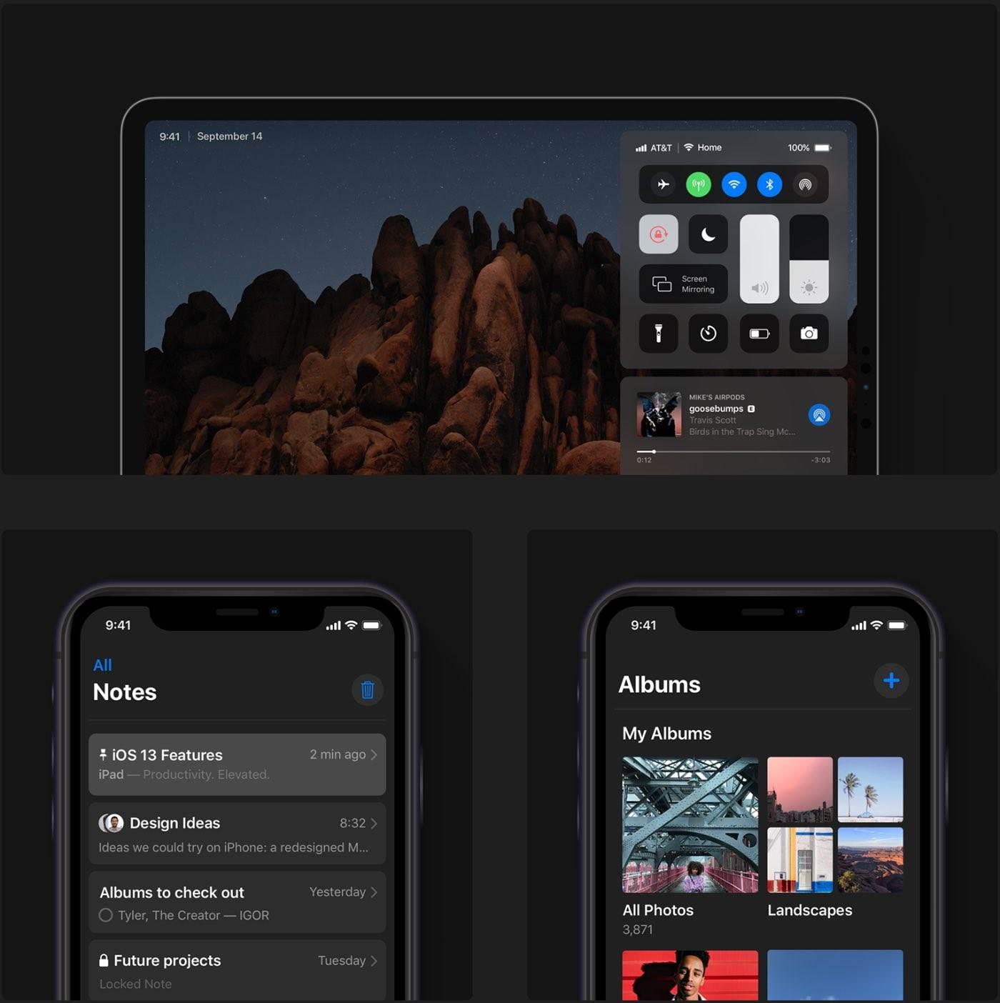 Pojawił się najbardziej przemyślany koncept iOS 13 polecane, ciekawostki Wizja, koncept, iOS 13, Apple  Zaledwie kilka dni przed WWDC 2019, projektanci opublikowali koncepcję iOS 13, która pokazuje wszystkie możliwe zmiany w systemie. iOS13 1 1
