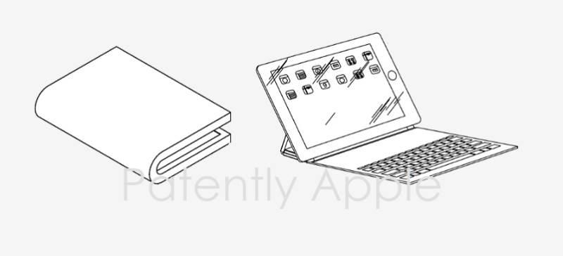 Apple rejestruje patent na składanego iPhone?a polecane, ciekawostki skladany iPhone, Apple  Po prezentacji pierwszych składanych smartfonów Samsunga i Huawei wiele mówi się o możliwych ruchach Apple w tym nowym segmencie rynku. Pierwszy składany iPhone może nie tylko być fantazją, ale może wkrótce stać się rzeczywistością. iPad