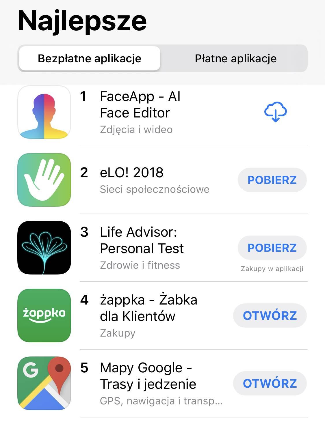 Swiat Oszalal Na Punkcie Aplikacji Faceapp Ty Tez Onetech