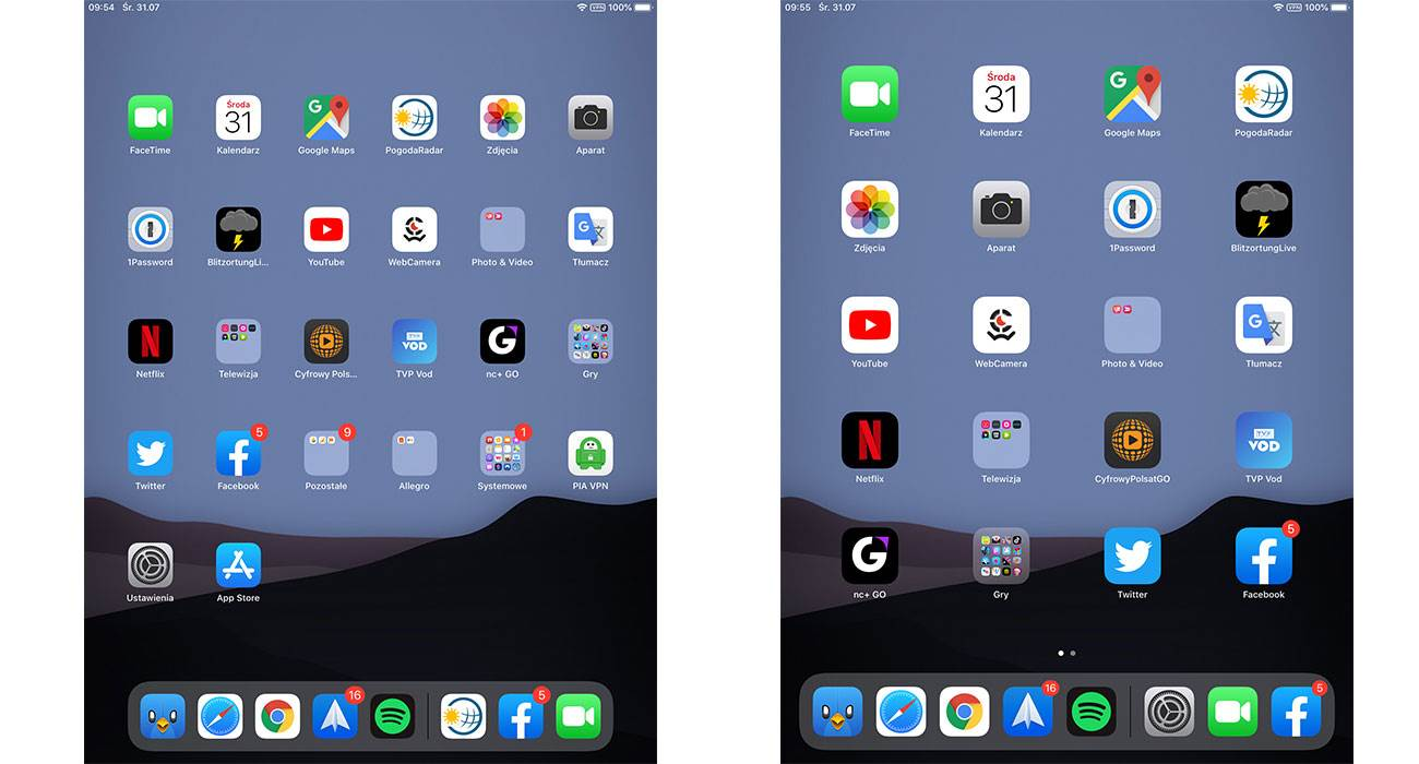 Apple Dodalo Nowe Ustawienia Pulpitu W Ipados Onetech