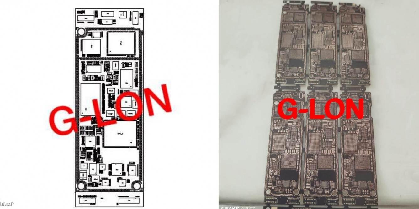 Płyta główna iPhone 11 na pierwszym zdjęciu? polecane, ciekawostki Płyta główna, iPhone 11, Apple  Kilka godzin temu w sieci pojawiło się zdjęcie na którym widzimy rzekomą płytę główną iPhone?a 11. Co ciekawe płyta dość znacznie różni się od tej zamieszczonej w iPhone XS. Zobaczcie sami. iphone 11 logic board 1