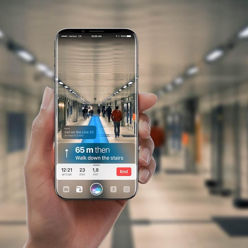 iPhone 12 z kamerą 3D polecane, ciekawostki iPhone 12, 2020  Tylna kamera w przyszłorocznym iPhone, czyli w tym zaprezentowanym w roku 2020 będzie posiadała systemem trójwymiarowych czujników. iphone augmented reality