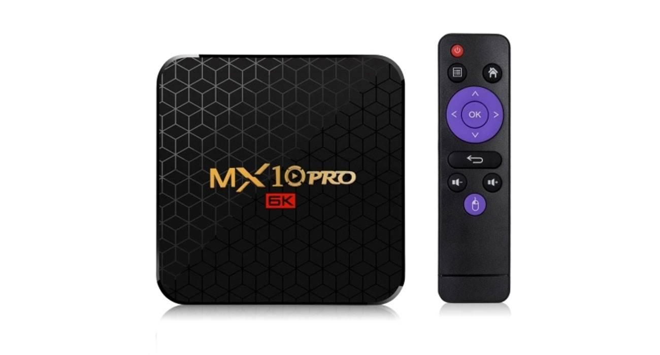 Przystawka telewizyjna MX10 Pro z obsługą 6K HDR dostępna w promocji ciekawostki Promocja, MX10 Pro  Szukacie taniej i dobrej przystawki do Waszego telewizora? Dziś mamy dla Was MX10 Pro, czyli przystawkę z obsługą 6K HDR, która zmieni Wasz tradycyjny telewizor w SmartTV. smart1